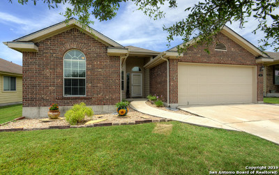 Schertz Single Family Home New: 3941 Wensledale Dr