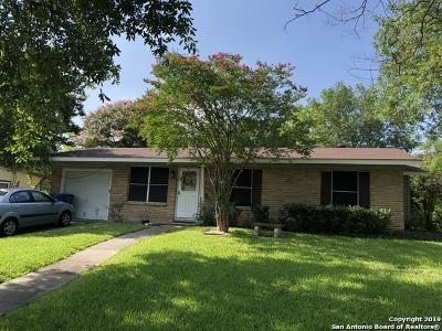 Single Family Home New: 331 Hialeah Ave