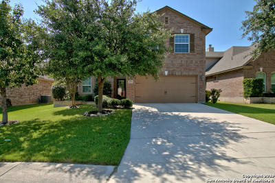 Bexar County Single Family Home New: 6114 Ginger Rise