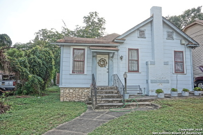 San Antonio Single Family Home New: 507 Kings Ct