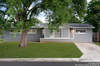 Kirby Single Family Home New: 5126 Cinderella St