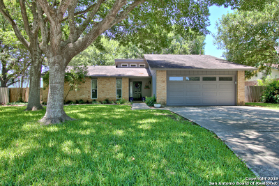 Seguin Single Family Home Active Option: 136 Old Towne Rd
