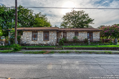 San Antonio Single Family Home Back on Market: 1802 W Kings Hwy