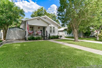 New Braunfels Single Family Home New: 676 S Santa Clara Ave