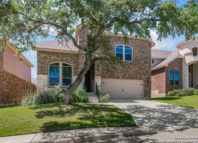Boerne Single Family Home New: 8719 Poppy Hills