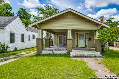 Single Family Home For Sale: 334 E Craig Pl