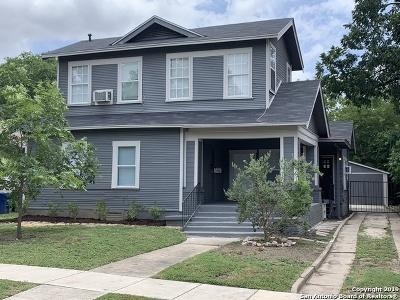 San Antonio Multi Family Home New: 303 Princeton Ave