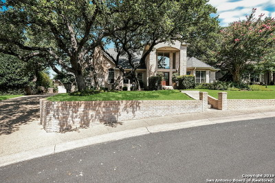 San Antonio Single Family Home New: 18207 Openforest