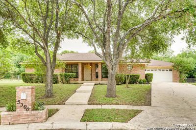 Single Family Home New: 5500 Oolooteka Dr