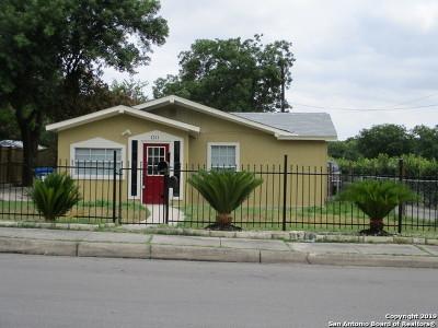 San Antonio Multi Family Home Back on Market: 1211 Lee Hall