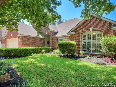 Helotes Single Family Home Active Option: 9312 Holly Star