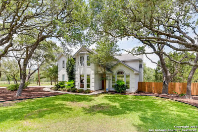 Boerne Single Family Home Active Option: 206 Lakeview Dr