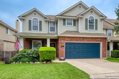 Stone Oak Single Family Home Active Option: 911 Calico Garden