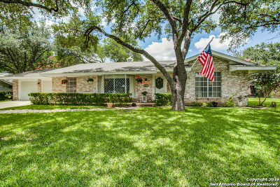 Windcrest Single Family Home For Sale: 621 Winfield Blvd