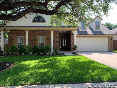 Single Family Home New: 21531 Pearl Spring