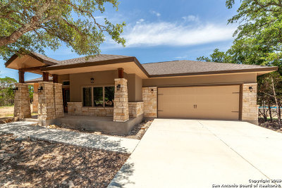 Canyon Lake Single Family Home New: 361 Timberline Trail