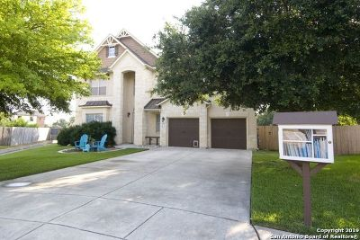 Boerne Single Family Home New: 108 Coyote Circle