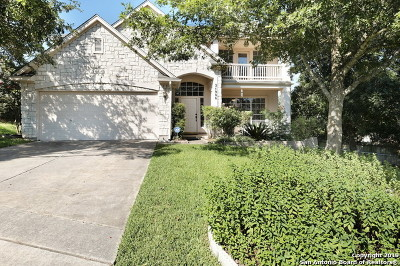 Stone Oak Single Family Home Active Option: 24906 Twin Arrows