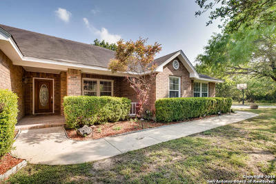 Bexar County Single Family Home New: 10208 Remuda Briar