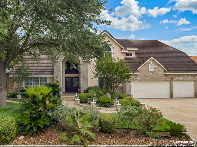 Stone Oak Single Family Home New: 23114 Summers Dream