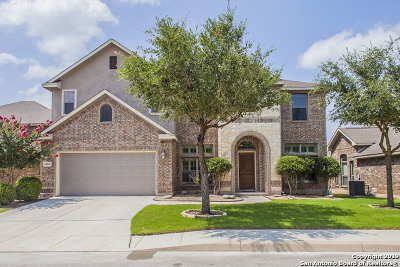 Bexar County Single Family Home New: 13047 Grove Pt