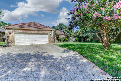 Bexar County Single Family Home New: 3003 Iron Stone Ct