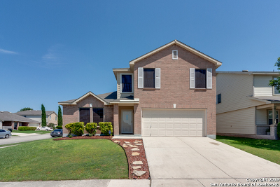 Cibolo Single Family Home New: 220 Willow Bluff