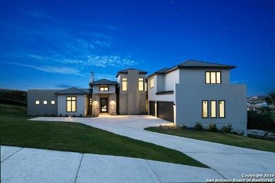 San Antonio Single Family Home New: 7167 Bella Garden