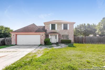 San Antonio Single Family Home New: 5802 Elk Lake Dr