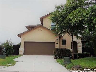 San Antonio Single Family Home New: 13830 Oakview Cv