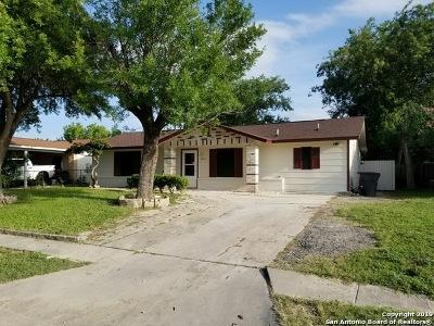 San Antonio Single Family Home New: 7410 Brook Valley Dr
