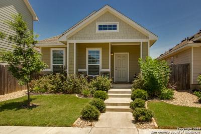 San Marcos Single Family Home For Sale: 126 Gambel Oak