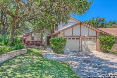 San Antonio Single Family Home New: 5411 Timber Beach St
