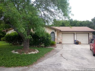 San Antonio Single Family Home New: 3003 Meadow Flower St
