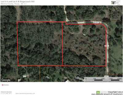 Castroville Residential Lots & Land New: 247 County Road 4802