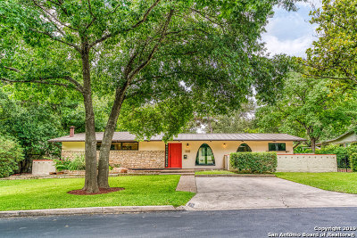 San Antonio Single Family Home New: 234 Five Oaks Dr