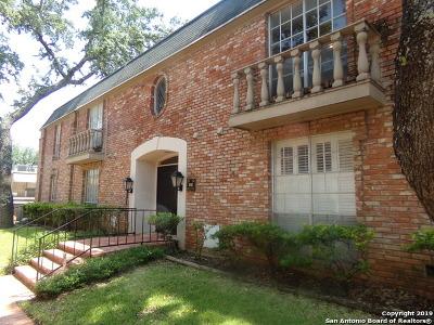 San Antonio Condo/Townhouse New: 7500 Callaghan Rd #174