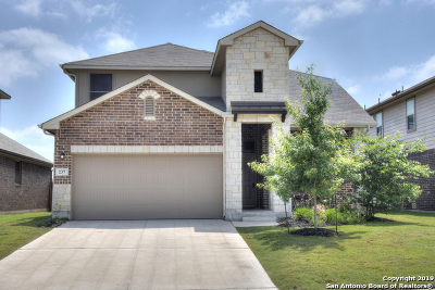 Cibolo Single Family Home New: 237 Albarella
