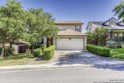 San Antonio Single Family Home New: 9506 Campton Farms