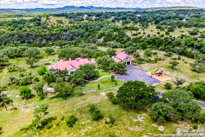 Boerne Farm & Ranch For Sale: 1207 Breeze Way