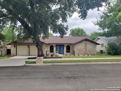 Single Family Home New: 6031 Forest Shadow St