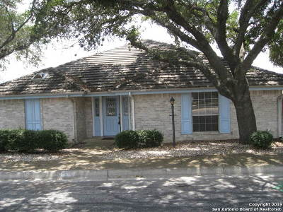 Windcrest Single Family Home For Sale: 6004 Shady Creek
