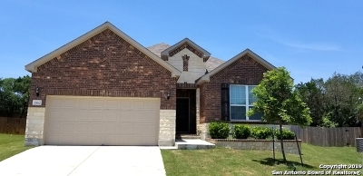 Helotes Single Family Home New: 10652 Hibiscus Cove