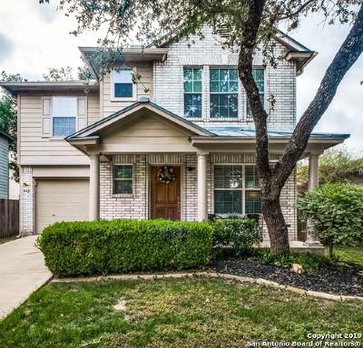 San Antonio Single Family Home New: 342 Mahogany Chest