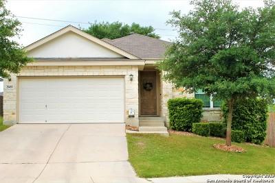 San Antonio Single Family Home New: 25655 Weigela