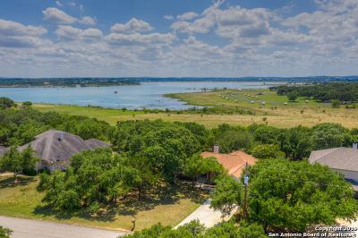 Canyon Lake Single Family Home Price Change: 652 Lake Island Dr