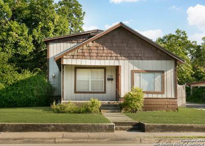 San Antonio Single Family Home New: 230 W Sayers Ave