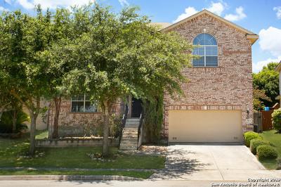 San Antonio Single Family Home New: 5839 Palmetto Way