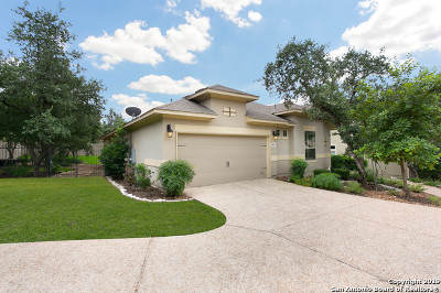 Stone Oak Single Family Home New: 24026 Stately Oaks