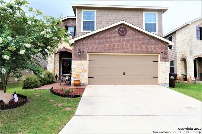 San Antonio Single Family Home Price Change: 11834 Pure Silver